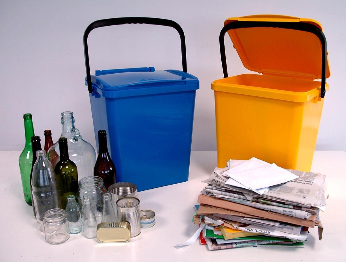 Raccolta differenziata a campobasso pronti per la fase - Contenitori spazzatura casa ...