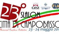 Logo 2015 23° Slalom Campobasso