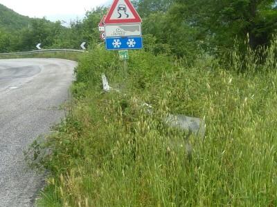 strade erbacce