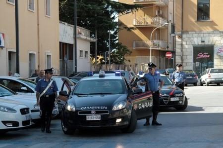 carabinieri stazione is