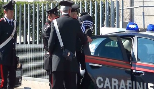 arresto-foto-archivio